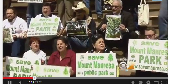 Committee to Save Manresa Update